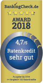BankingCheck.de Ratenkredit
